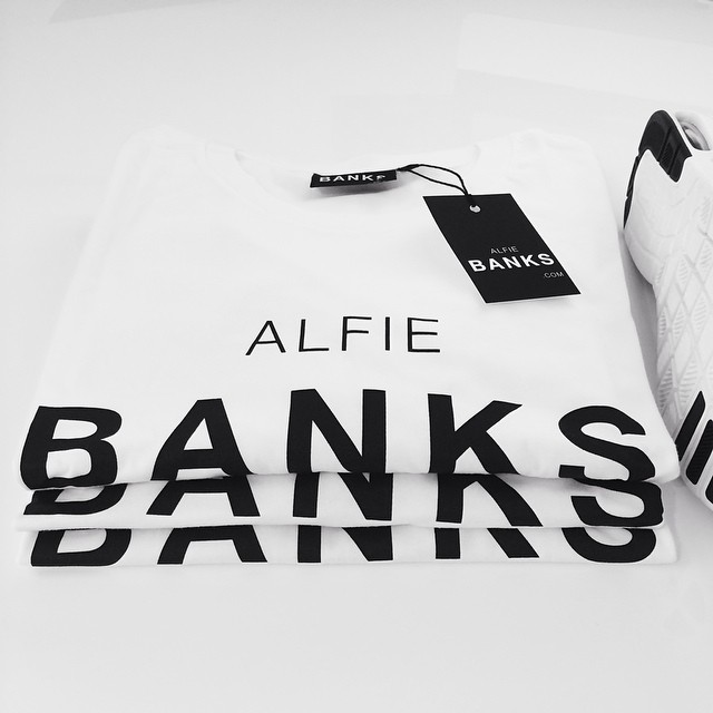 alfie banks discovery tshirt