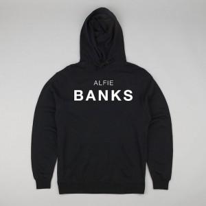 discovery black hoodie