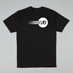 progression black tshirt