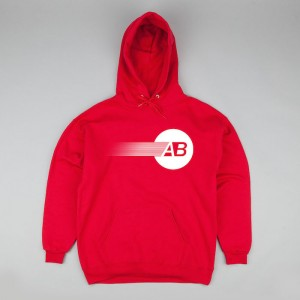 progression red hoodie